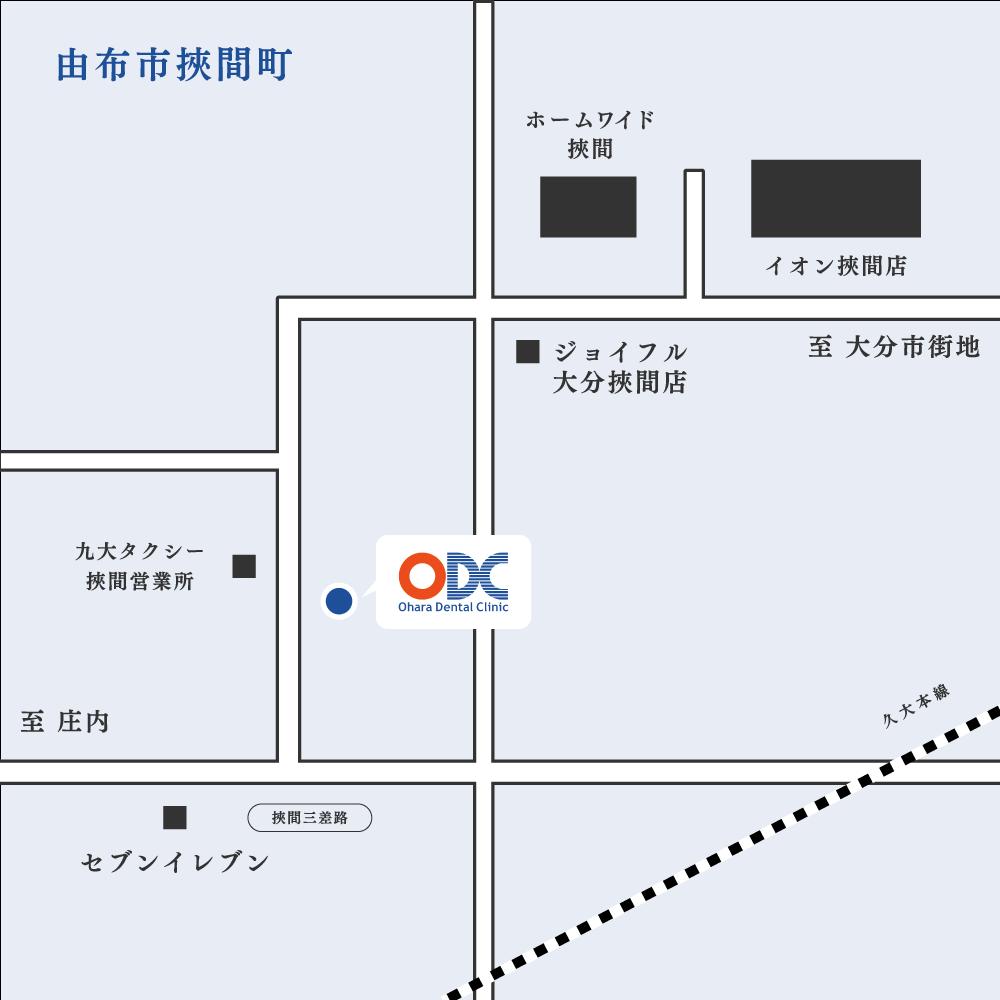 小原歯科医院地図